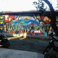 Mural Kampung Dolanan – Panggungharjo